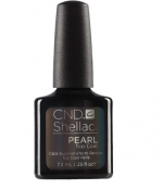 CND Shellac Pearl Top Coat 7,3 мл. (закрепитель с перламутровым эффектом)