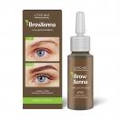 Brow Хenna хна для бровей, Шатен №106 Пыльный-коричневый