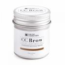 CC Brow хна для бровей в баночке Grey brown (серо-коричневый), 5 гр