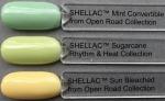 CND Shellac цвет Sugarcane, 7,3 мл. (Салатовый светлый)