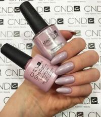 CND Shellac цвет Lavender Lace 7,3 мл (Пепельно-лиловый с шиммером) №91