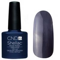 CND Shellac цвет Indigo Frock 7,3 мл (Индиго)№625