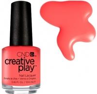 CND Creative Play лак для ногтей Jammin Salmon №405