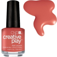 CND Creative Play лак для ногтей Nuttin To Wear №418