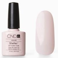 CND Shellac цвет Romantique, 7,3 мл. (полупрозразный розовый)№04