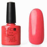 CND Shellac цвет Tropix, 7,3 мл. (коралловый)№05
