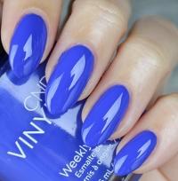CND Shellac цвет Blue Eyeshadow, 7,3 мл. (Синий) №91406