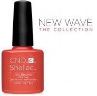 CND Shellac цвет Jelly Bracelet, 7,3 мл. (Коралловый) №91408
