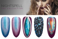 CND Shellac NIGHTSPELL Collection 6 цветов (КОЛЛЕКЦИЯ 2017)