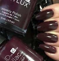 CND Shellac цвет Berry Boudoir, 7,3 мл.№91596