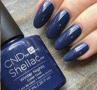 CND Shellac цвет Winter Nights, 7,3 мл.№91683