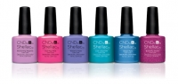 CND Shellac GARDEN MUSE Colletion 6 цветов