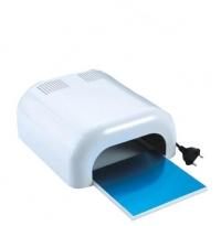 УФ - лампа TUNEL для сушки гелевых покрытий 36Вт с таймером, (120 сек)