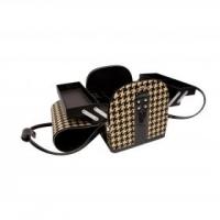 Сумка-чемодан Гусиная лапка