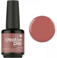 Гель лак CND Creative Play™ Gel Polish цвет Nuttin To Wear  15 мл №418