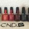 CND Shellac цвет Fine Vermilion 7,3 мл (Красно-оранжевый) № 624