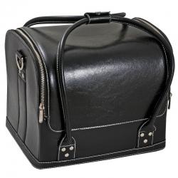 Сумка-чемодан черная MAX