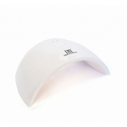 УФ/LED - лампа TNL для сушки гелевых покрытий 24 Вт (белая)