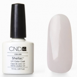 CND Shellac цвет Negligee, 7,3 мл. (прозрачный)