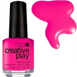 CND Creative Play лак для ногтей Pinkidescent №409 (розовый)