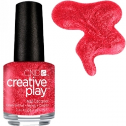 CND Creative Play лак для ногтей Flirting With Fire №414