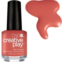 CND Creative Play лак для ногтей Nuttin To Wear №418