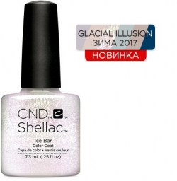 CND Shellac цвет Ice Bar, 7,3 мл. №91688