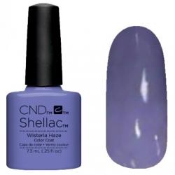 CND Shellac Wisteria Haze ,7,3мл (лиловый, плотный, эмалевый)№796
