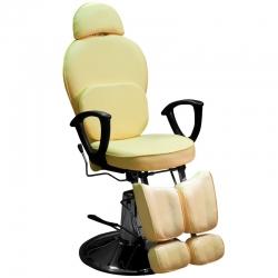 Кресло педикюрное ЭКОНОМ (Бежевое)