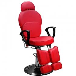 Кресло педикюрное ЭКОНОМ (Красное)
