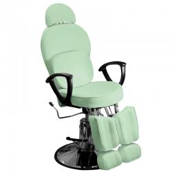 Кресло педикюрное ЭКОНОМ (Салатовое)