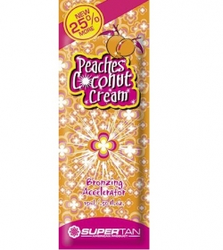 SuperTan Peaches Coconut cream активатор, 15 мл