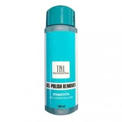 TNL gel polish remover, 100 мл. (жидкость для снятия гель лака)