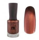 Лак для ногтей «Кашемирский чили» №904-184 (Глубокий терракотовый)