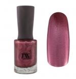 Лак для ногтей «Шафран» №904-186 (Красный с мерцанием)