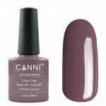 Гель лак CANNI Gel Color Polish 7,3 мл (Пудрово-баклажанный) №170