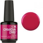 Гель лак CND Creative Play™ Gel Polish цвет Fuchsia Fling 15 мл (малиновый) №500