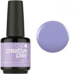 Гель лак CND Creative Play™ Gel Polish цвет Barefoot Bash 15 мл (сиреневый) №505