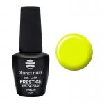 Prestige гель лак 10 мл (Яркий лимонный) №535