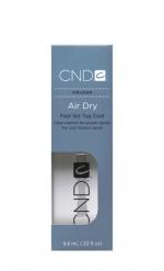 CND Air Dry 9.8 мл.(верхнее покрытие с эффектом быстрой сушки лака)