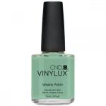 Лак VINYLUX CND №166 Mint Convertible (мятный, эмалевый)