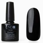 CND Shellac цвет Black Pool, 7,3 мл. (черный)