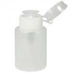 Помпа для жидкостей пластиковая, круглая