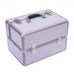 Чемодан Альфа пурпурный WT-405K-Pink