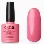 CND Shellac цвет Gotcha, 7,3 мл. (розовый)