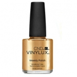 Лак VINYLUX №229 Brass Button (Золото)