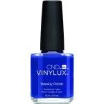 Лак VINYLUX CND №238 Blue EyeShadow (Ультрамариновый)