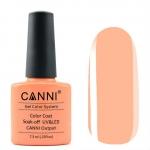Гель лак CANNI Gel Color Polish 7,3 мл (Оранжевый светлый) №249
