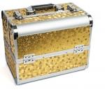TNL кейс маникюриста золото (металл)