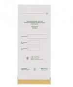Пакеты для стерилизации 100*250мм (100шт) белые